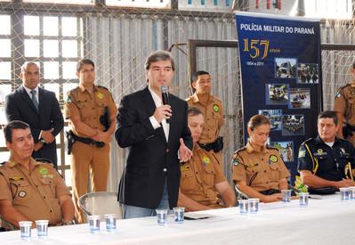 UPS aumenta confiança da população na polícia
