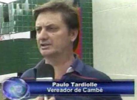 Vereador Paulo Tardiolle protocola pedido para barrar reajuste da empresa TIL em Cambé