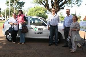 Conselho Tutelar recebe veículo e equipamentos