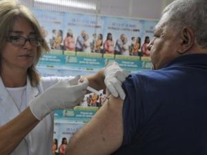 Duas mil unidades de saúde receberam vacinas contra a gripe