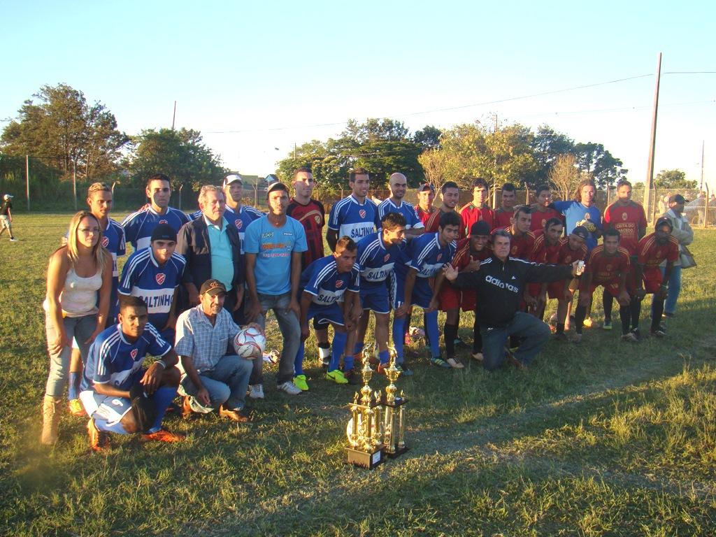 Torneio 1º de Maio de Futebol Amador