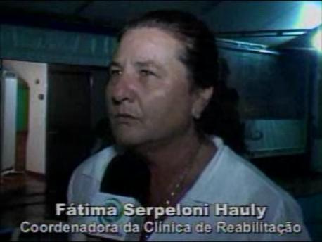 Fátima Serpeloni Hauly fala sobre o Centro de Reabilitação e Promoção a Saúde (Vídeo)