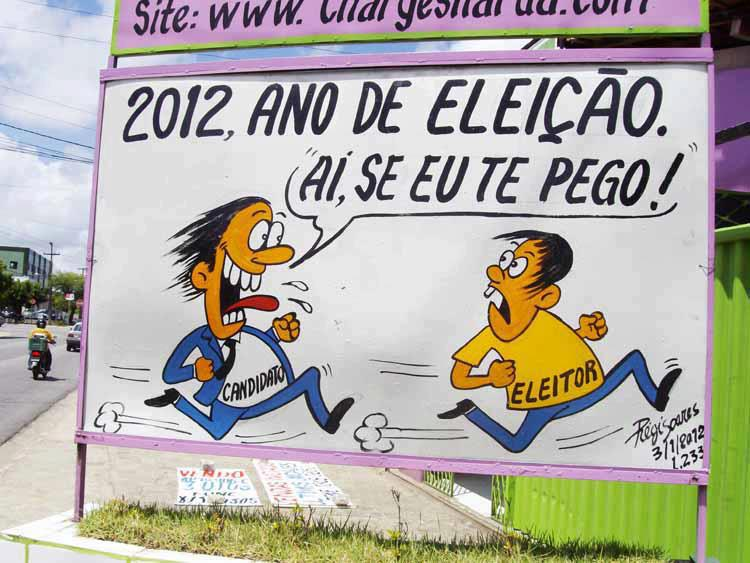 Humor: Em ano de eleição é assim