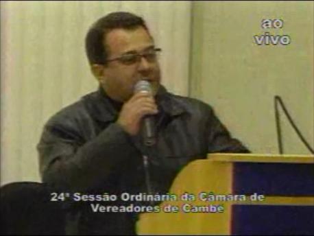 """Vereador Conrado Scheller fala sobre oficio """"Mal Educado"""" enviado pela prefeitura"""