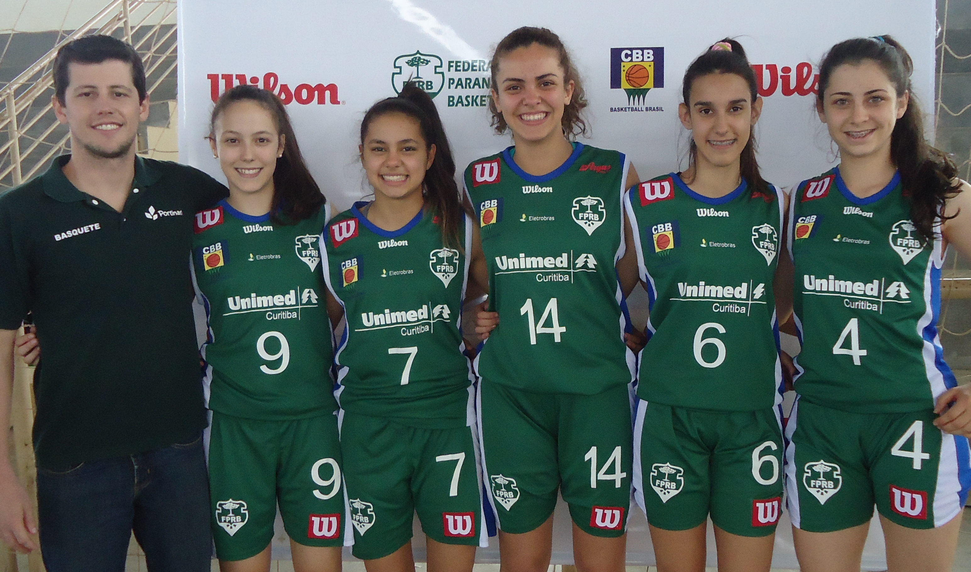 Seleção do Paraná tem londrinenses como destaques no basquete feminino