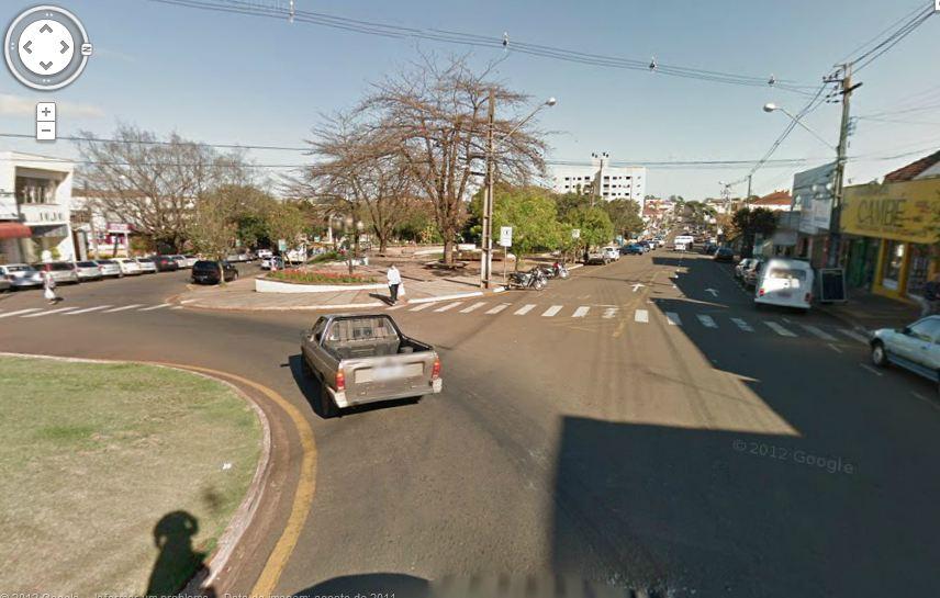 Google Street View mapeia 100% da cidade de Cambé