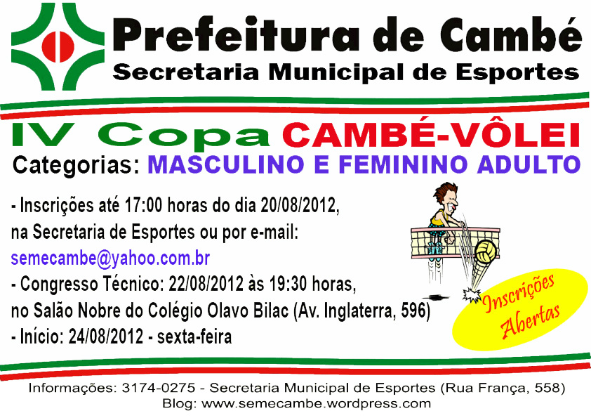 CAMPEONATO DE FUTEBOL AMADOR 2012