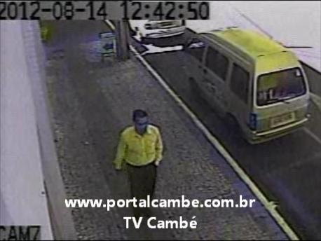 Golpe do bilhete premiado em Cambé (Vídeo)