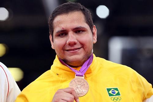 Judoca de Rolândia conquista medalha em Londres