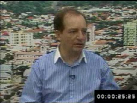 Eleições 2012: Entrevista com o Candidato a Prefeito de Cambé João Pavinato (Vídeo)
