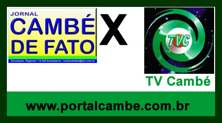 Jornal Cambé de Fato X TV Cambé (Vídeo)