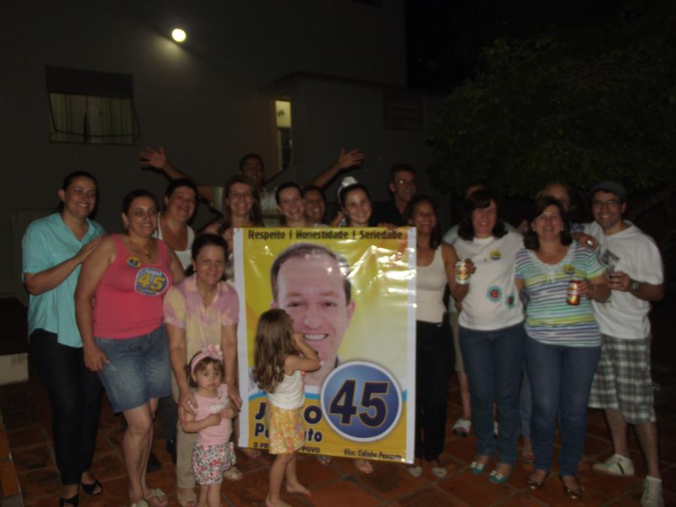 João Pavinato é reeleito em Cambé