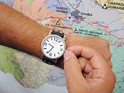 Começa horário de verão; adiante seu relógio em uma hora