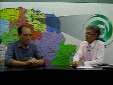 Entrevista com o prefeito reeleito de Cambé João Pavinato (Vídeo)