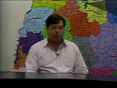 Entrevista com o vereador eleito de Cambé Professor Rômulo (Vídeo)