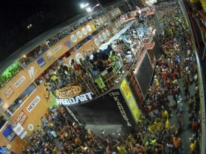 Campeão brasileiro faz a melhor nota do 3° round do Super Bull Londrina