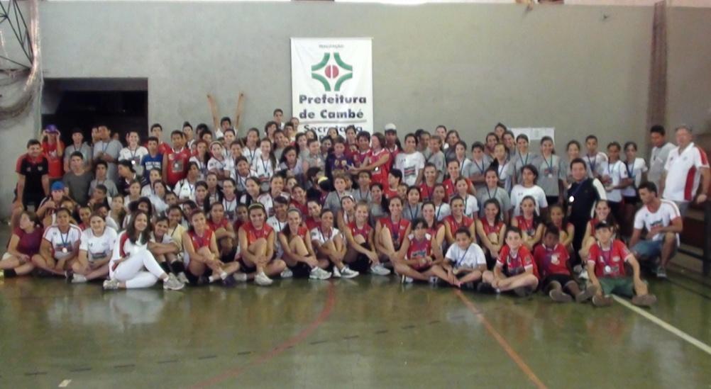 XIII Festival de Voleibol em Cambé