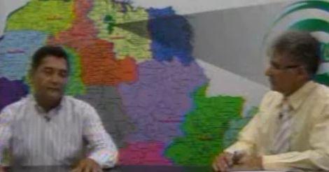 Entrevista com o vereador do PT Cecílio Araújo (Vídeos)