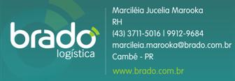 Brado Logística contrata: