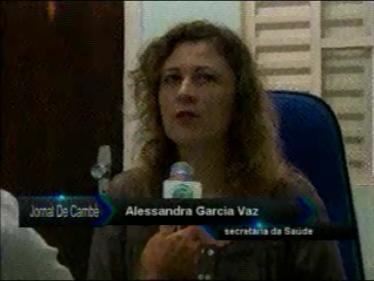 Secretaria de Saúde de Cambé fala sobre casos de Dengue no município (Vídeo)