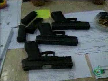 Policia de Cambé prende quadrilha na madrugada de ontem (Vídeo)