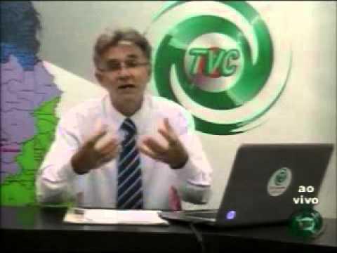 Comentário Bêne Filho TV Cambé (Vídeo)