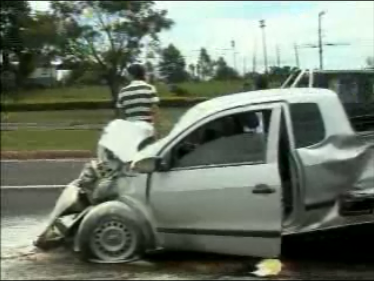 Mais um grave acidente registrado na BR-369 em Cambé