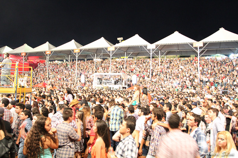 Na 53° edição, ExpoLondrina terá samba, sertanejo e atração infantil