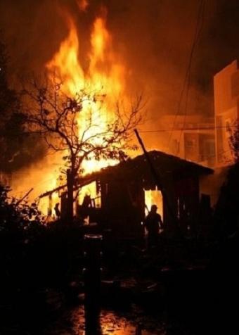Incêndio mata 43 cães em Curitiba