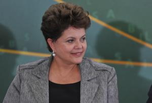 Dilma Rousseff vai falar em rede nacional no dia da mulher (Fabio Rodrigues Pozzebom/Abr)