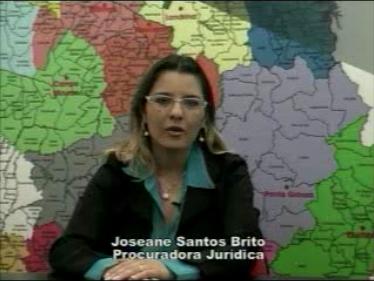 Entrevista com Josiane Santos Brito nova procuradora do Município de Cambé (Vídeo)