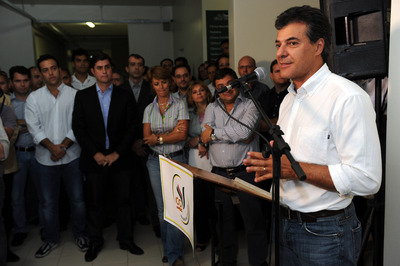 Richa confirma construção do hospital regional de Guarapuava