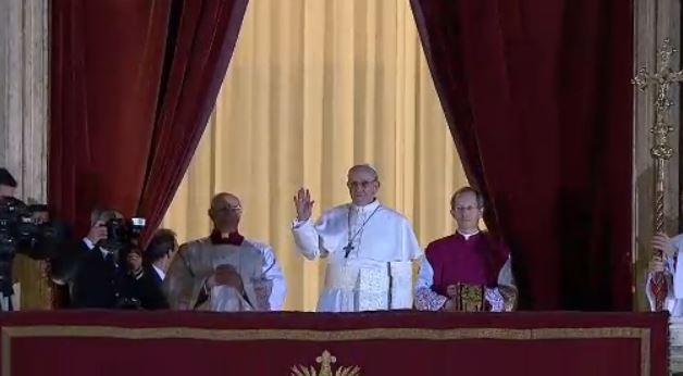 novo papa