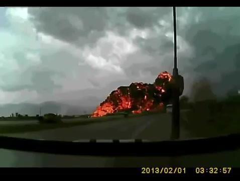 Vídeo de queda de avião foi gravado no Afeganistão, diz site