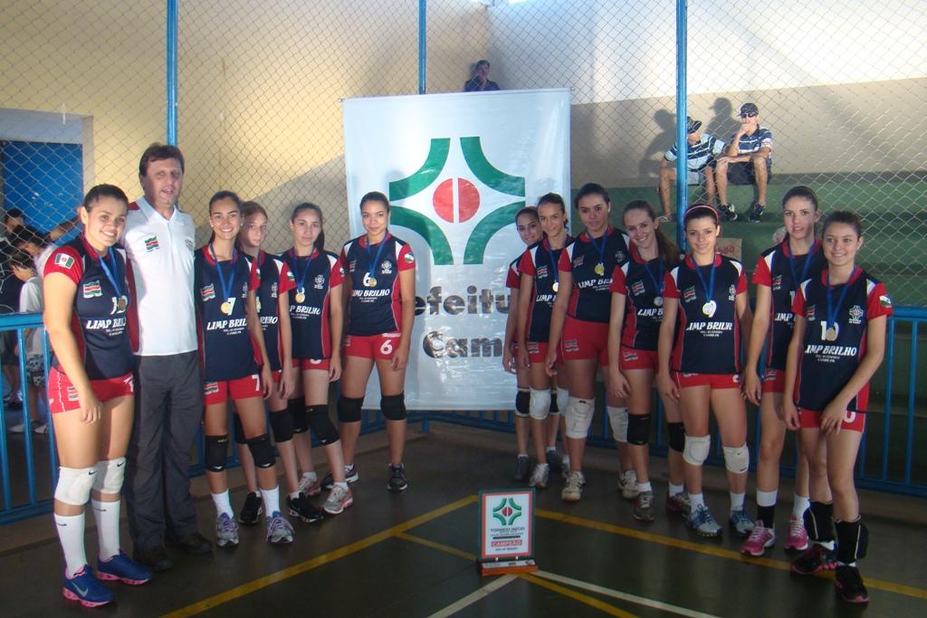 Torneio Início da Liga de Voleibol do Paraná – Região Norte