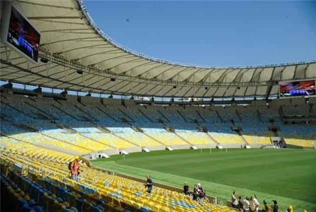 Justiça revoga liminar que impedia jogo Brasil X Inglaterra no Maracanã