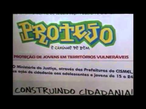 Cismel forma alunos do projeto Protejo (Vídeo)