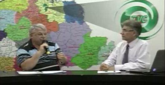 Presidente da Câmara fala sobre viagem a Curitiba junto com o prefeito João Pavinato