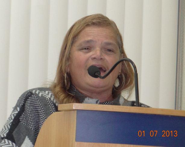 Tribuna livre da Câmara de Cambé – Marlene Silva (Vídeo)