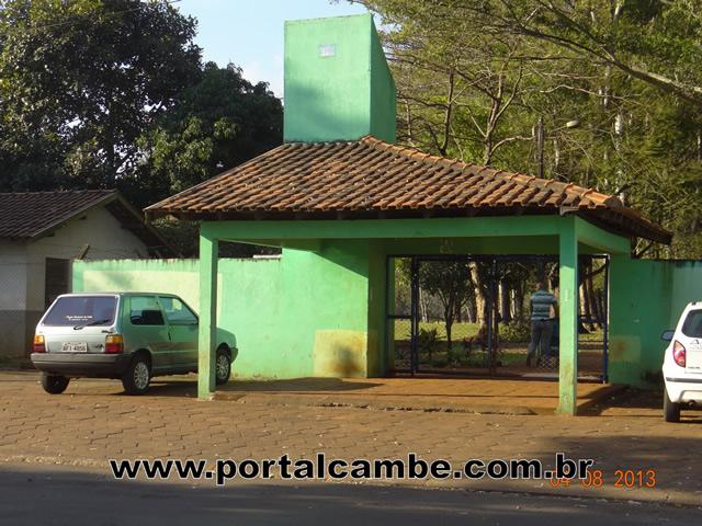 Centro esportivo Castelo Branco abandono e falta de conservação