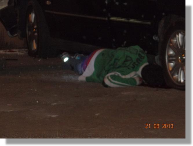 Após roubo em Bela Vista do Paraíso bandidos são mortos em Cambé.