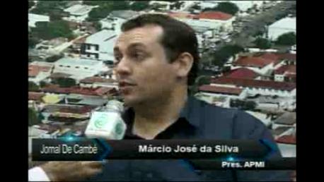 Entrevista com Márcio José da Silva presidente da APMI de Cambé (Vídeo)