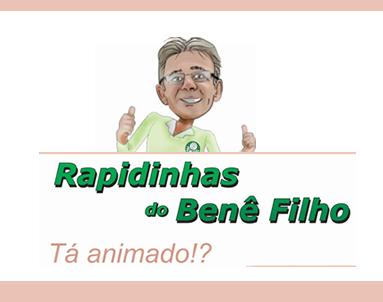 Comentários Benê Filho – TVC Canal 36 – UHF