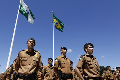 Beto Richa autoriza a nomeação de mais 2.226 policiais militares
