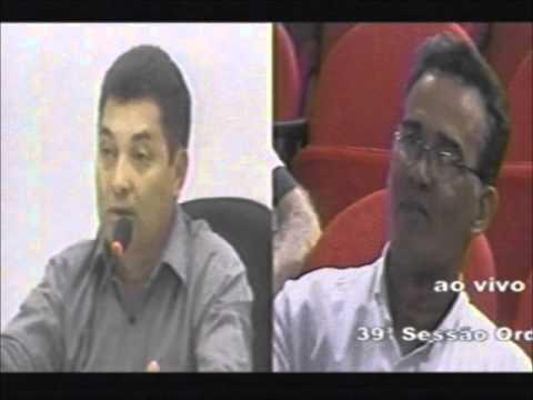 Tribuna Livre da Câmara de Cambé em 18 de Novembro de 2013 (Vídeo)