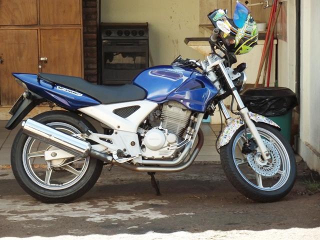 Rotam Cambé recupera moto furtada com o uso de uma mixa em Londrina