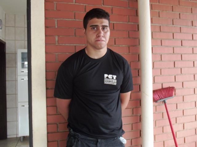 Jean Henrique Albino, 21 anos