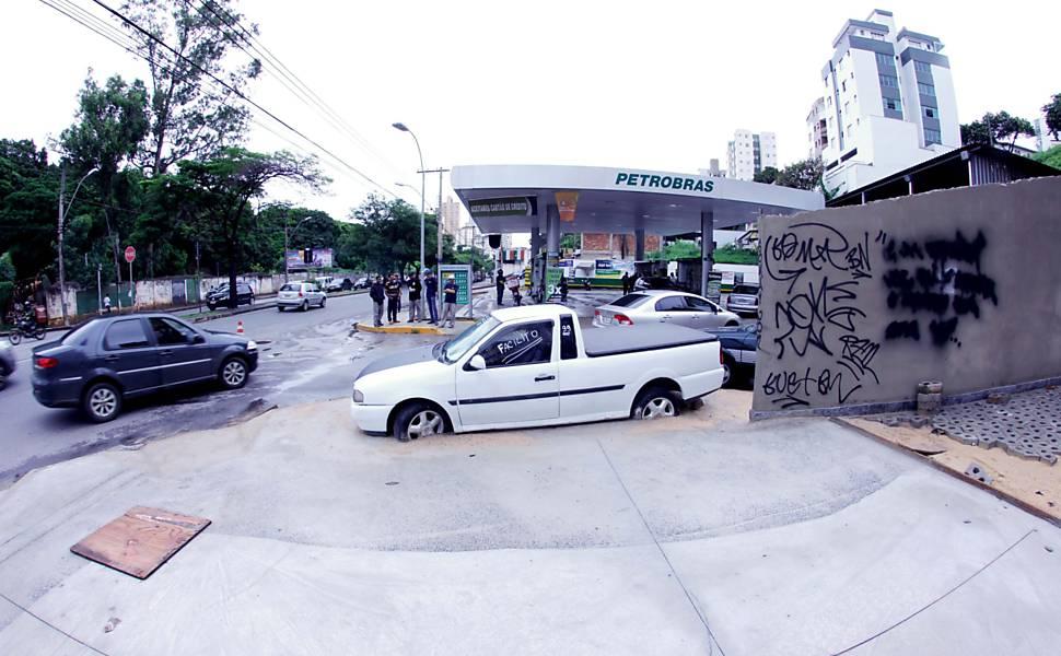 Rebeldia acaba em prejuízo em Belo Horizonte