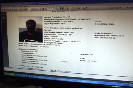 Suspeito de ter assassinado policial em Londrina