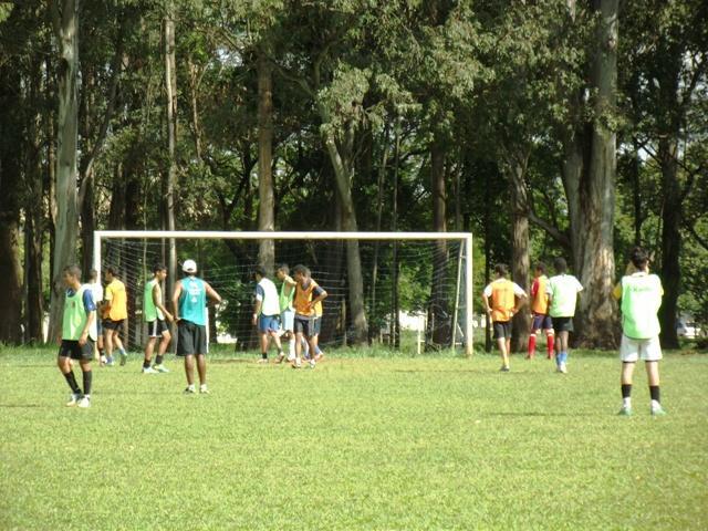 E.F Talentos Cambé perde na 2ª rodada da 4ª Copa Fernão de futebol
